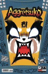 Aggretsuko #4 Cover B Jeff Parker Variant Cover