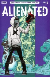 Alienated #5 (of 6) Cover A Regular Chris Wildgoose Cover