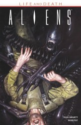 Aliens Life And Death Trade Paperback
