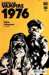 American Vampire 1976 #6 (of 9) Cover A Regular Rafael Albuquerque Cover