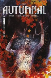 Autumnal #1 SECOND PRINTING Cover E Martin Simmonds Foil Variant Cover