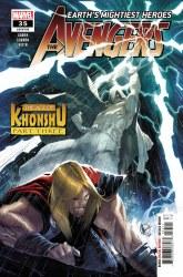 Avengers Vol 7 #35 Cover A Matteo Scalera Main Cover