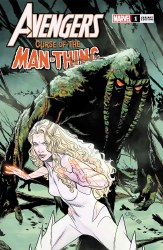Avengers Curse Of The Man-Thing One Shot Cover C Variant Chris Sprouse Cover