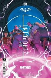 Batman Fortnite Zero Point #5 Cover A Regular Mikel Janin Cover