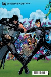 Batman Fortnite Zero Point #5 Cover B Variant Amanda Conner Card Stock Cover