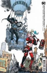 Batman Fortnite Zero Point #6 (of 6) Cover B Variant Kim Jung Gi Card Stock Cover