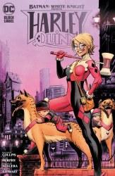 Batman White Knight Presents Harley Quinn #3 (of 6) Cover A Regular Sean Murphy Cover