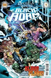 Black Adam Endless Winter Special One Shot Cover A Regular Dale Eaglesham Cover (Endless Winter Part 8)