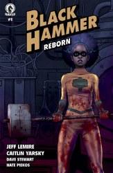 Black Hammer Reborn #1 Cover A Regular Caitlin Yarsky Cover