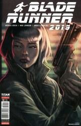 Blade Runner 2019 #12 Cover A Regular Fernando Dagnino Cover