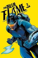 Blue Flame #2 Cover A Regular Adam Gorham Cover