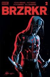 BRZRKR (Berserker) #2 Cover B Variant Rafael Albuquerque Cover