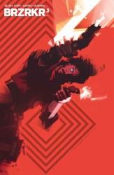 BRZRKR (Berzerker) #3 Cover D Variant Jeff Dekal Foil Cover