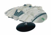Battlestar Galactica The Official Ships Collection #9 Classic Cylon Raider