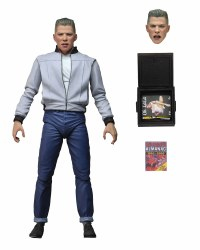 """Back To The Future Biff Ultimate 7"""" Action Figure"""