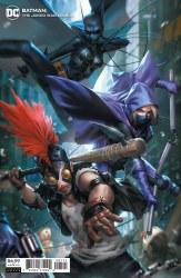Batman The Joker War Zone One Shot Cover B Variant Derrick Chew Card Stock Cover (Joker War Tie-In)