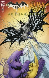 Batman The MAXX Arkham Dreams #4 (of 5) Cover A Regular Sam Kieth Cover