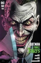 Batman Three Jokers #3 Premium Variant I Jason Fabok Endgame Mohawk Cover