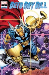Beta Ray Bill #1 (of 5) Cover F 1:25 Ratio Incentive Walter Simonson Variant Cover (King In Black Tie-In)