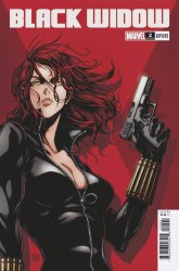 Black Widow Vol 8 #2 Cover G 1:25 Incentive Takashi Okazaki Variant Cover
