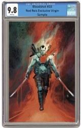 Bloodshot Vol 4 #10 Rod Reis Circle City Comics Exclusive 9.8 CGC