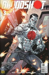 Bloodshot Vol 4 #3 Cover D Variant Pre-Order Edition