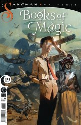 Books Of Magic (2018) #19 - Rated MR - Ages 17+