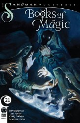 Books Of Magic (2020-?) #21 Cover A kai Carpenter Main Cover