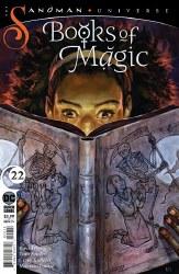 Books Of Magic V3 #22 Kai Carpenter Cover