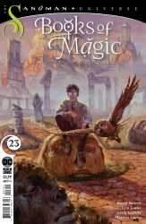 Books Of Magic Vol 3 #23