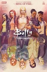Buffy The Vampire Slayer Vol 2 #24 Cover A Regular David Lopez Cover