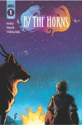 BY THE HORNS #1 (of 6) Cover C Jason Murh Variant Second Printing