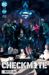 Checkmate Vol 3 #1 (of 6) Cover A Regular Alex Maleev Cover