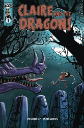 CLAIRE AND THE DRAGONS #1