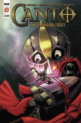 Canto & The Clockwork Fairies One Shot SECOND PRINTING