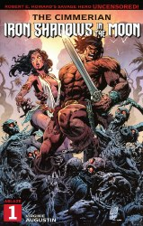 Cimmerian Iron Shadows In The Moon #1 Cover A Regular Brian Level Cover