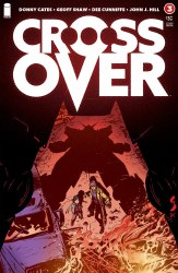 Crossover #3 Cover H 2nd Printing