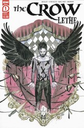 Crow Lethe #1 (of 3) 2nd Print - LIMIT ONE PER CUSTOMER