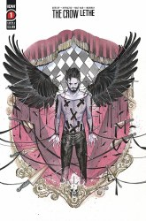 Crow Lethe #1 (of 3) Cover F 3RD PRINTING Peach Momoko Variant Cover