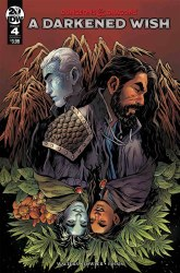 Dungeons & Dragons A Darkened Wish #4 (of 5)  Cover A Regular Tess Fowler Cover
