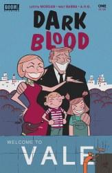 Dark Blood #1 (of 6) Cover B Variant Juni Ba Cover