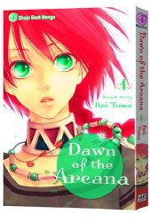 Dawn Of The Arcana Gn Vol 01 (C: 1-0-0) C: 1-0-0)
