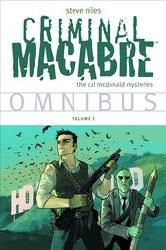 Criminal Macabre Omnibus Trade Paperback Volume 2