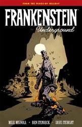 Frankenstein Underground Tp