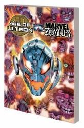 Age Of Ultron Vs Marvel Zombie