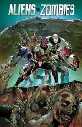 Aliens Vs Zombies Tp