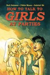 Neil Gaiman How To Talk To Girls At Parties Hc (C: 1-0-0) ls At Parties Hc (C: 1-0-0)