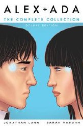 ALEX + ADA COMPLETE COLLECTION DELUXE EDITION HARDCOVER