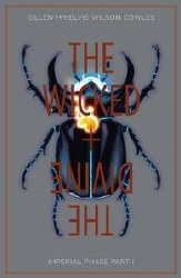 """THE WICKED + THE DIVINE TRADE PAPERBACK VOLUME 5 """"IMPERIAN PHASE PART 1"""""""