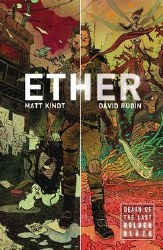 Ether Tp Vol 01 Death Of The Last Golden Blaze ast Golden Blaze